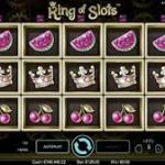 King of Slots videoslot