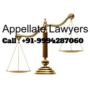 Appellate Lawyers from the popular Law firm in Chennai