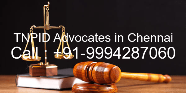 Tamil Nadu Protection of Interest of Depositors Act – TNPID cases