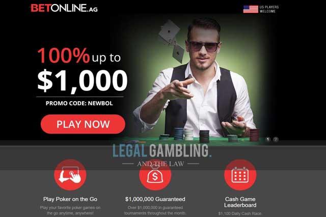 BetOnline Poker Review for 2019  Is betonlineag Legit or