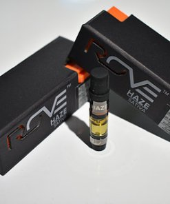 Haze rove vape cartridge