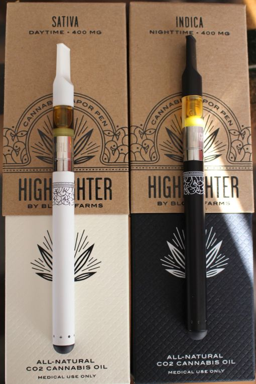highlighter vape