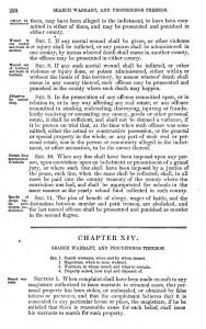 Oregon Territorial Statutes