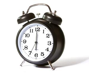2018 alarm clock