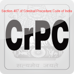 section 407 crpc