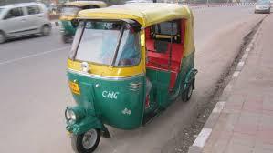 rickshaw drive