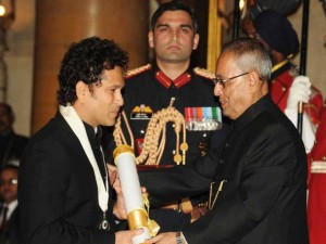 MP HC admits plea against Sachin's Bharat Ratna