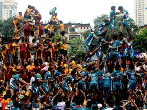 SC to hear fresh plea on human pyramid during 'Dahi Handi'