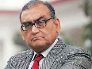 Justice Katju tenders unconditional apology in apex court