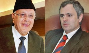 Complaint against Farooq,Omar for alleged objectionable remark