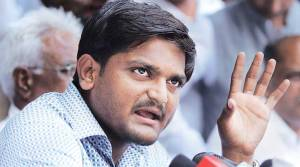 Vandalism case: Arrest warrant against Hardik Patel