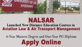Directorate of Distance Education of NALSAR University, Hyderabad