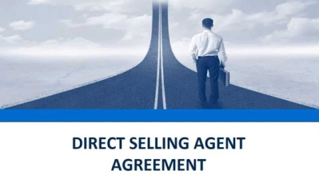 Direct Selling Agent Agreement