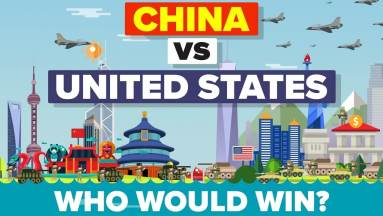 China vs the US