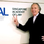 Named Singapore Academy of Law Inaugural LIFTED Catalyst-in-Residence