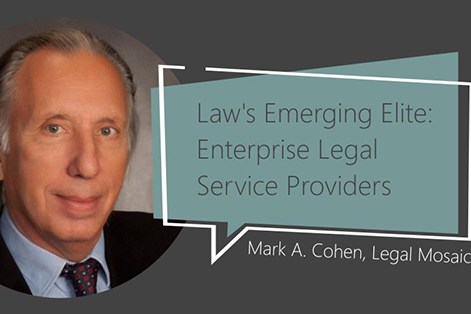 Mark A. Cohen to visit Bucerius Law School November 2019