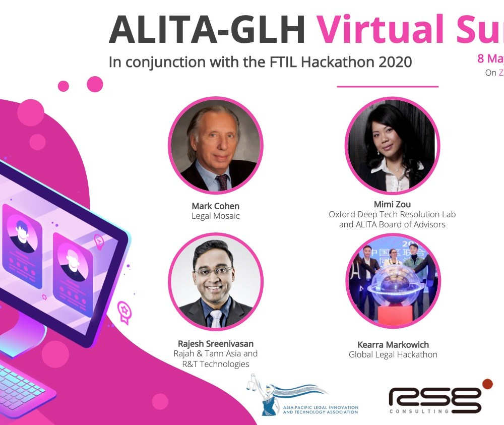ALITA-GLH Virtual Summit, 8 May, 12pm BST