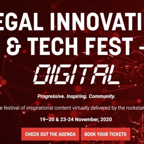 LEGAL INNOVATION & TECH FEST – DIGITAL