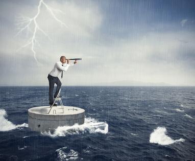 Beste Aussichten in stürmischen Zeiten