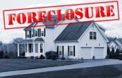 Foreclosured home