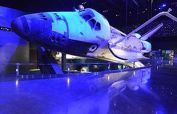 space shuttle exhibit