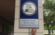 Patent Attorney Bill Harding at the United States Patent and Trademark Office