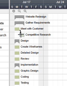 How to create  gantt chart in excel also legal design toolbox rh legaltechdesign