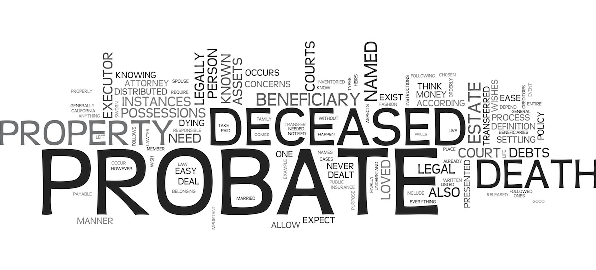 Probate in Canada - What it is, what it costs, how to reduce