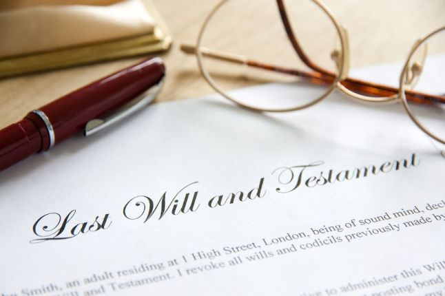 Cost of a Will