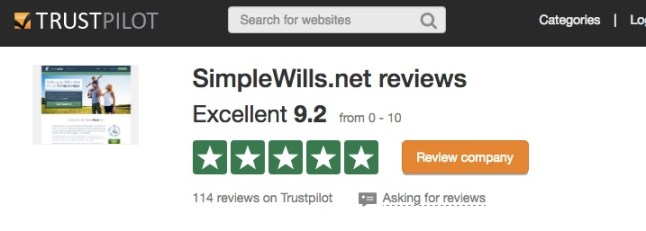 SimpleWills review