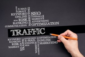 SEO web traffic conversion