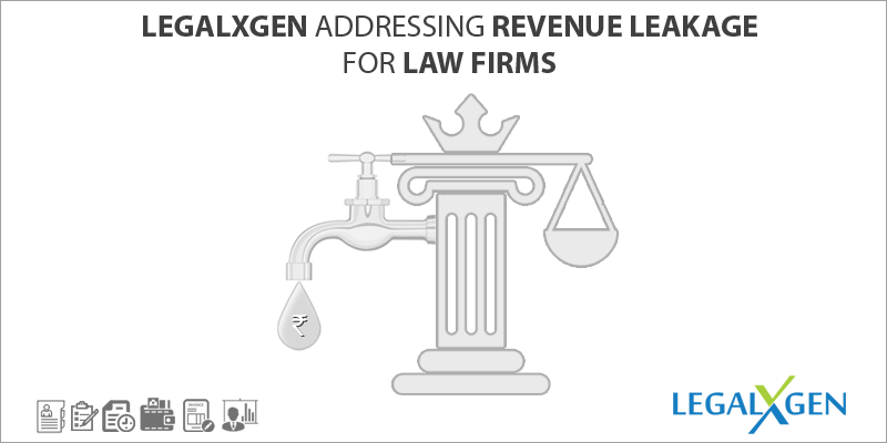 LegalXGen Addressing Revenue Leakage For Law Firms