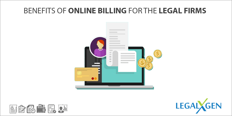Benefits of Online Billing for the Legal Firms