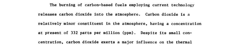 1979-1989: quando un accordo sul clima venne, quasi, raggiunto (II)