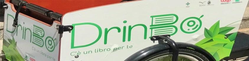 """""""Drinbò"""", a Bologna consegna di libri in cargo bike"""