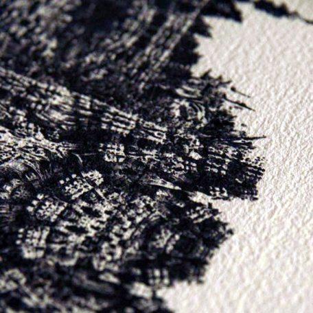 David Cragné | Neverborn Thought VII. (detail)