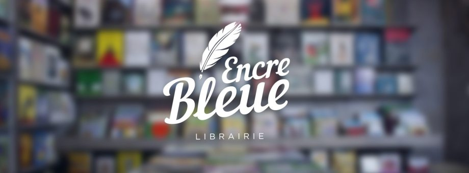Librairie l'Encre bleue / Yann Laigle