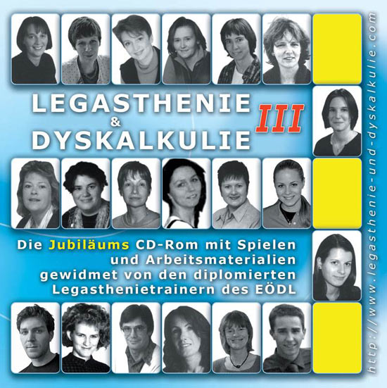 Legasthenie und Dyskalkulie 3