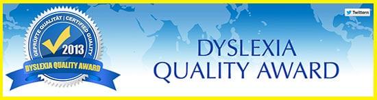 DyslexiaAward