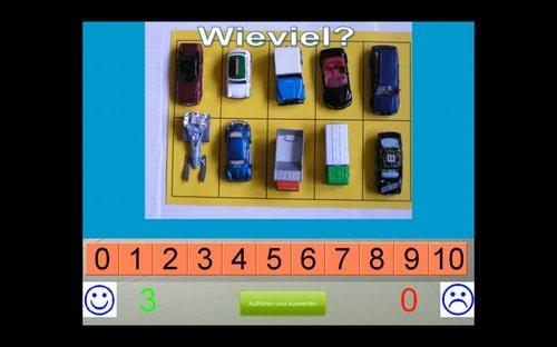 Rechnen am PC: Simultanerfassung, Rechnen, PC, Mathe, Dyskalkulie, Eltern, Kinder, Schule, Grundschule, Förderschule, Förderunterricht, Lernprogramm