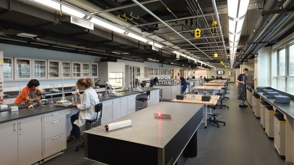 Niles North And West High School Stem Labs - Legat Architects