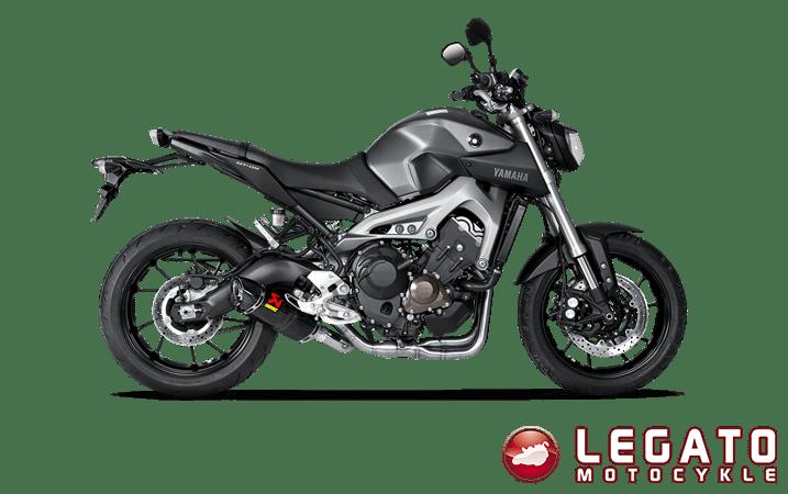 Układ wydechowy Akrapovic Racing Line Carbon Yamaha MT-09