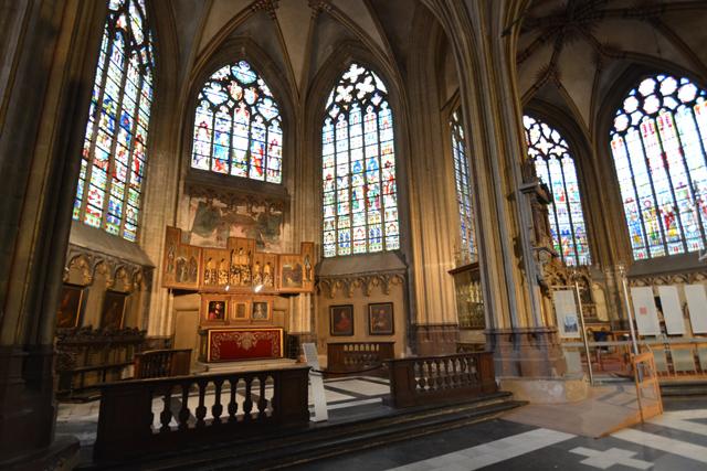 Catedral de San Salvador, Brujas