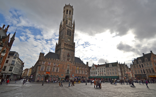 Grote Markt, Brujas