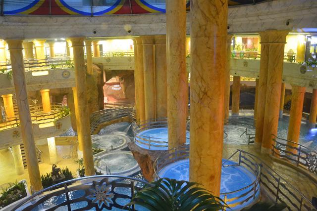 Marina d'Or 14 - Balneario piscinas