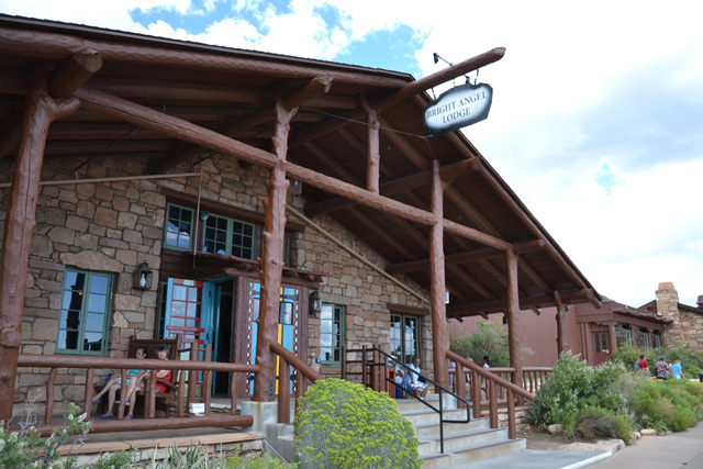 Bright Angel Lodge & Cabins Gran Cañón