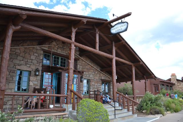 Bright Angel Lodge & Cabins Gran Cañón