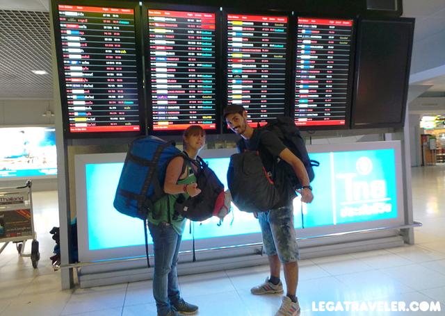 viajeros lega traveler vuelta al mundo