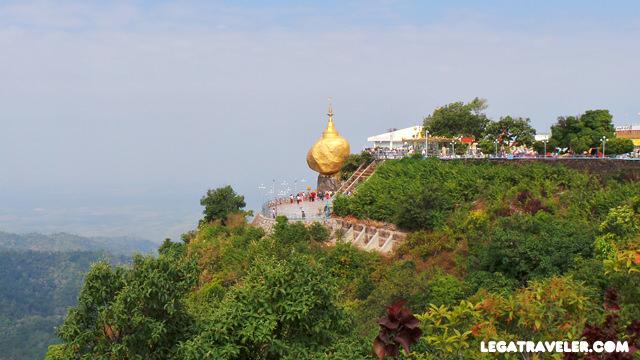 Golden-Rock-Myanmar-Kyaikhteeyoe