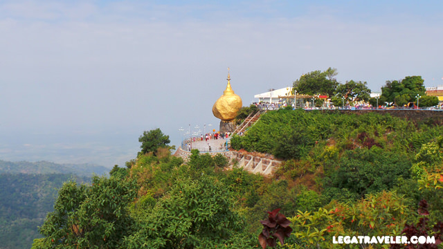 Golden-Rock-Myanmar-Kyaikhteeyoe